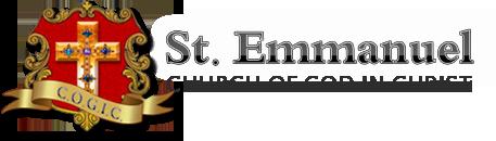 St. Emmanuel Church of God in Christ logo
