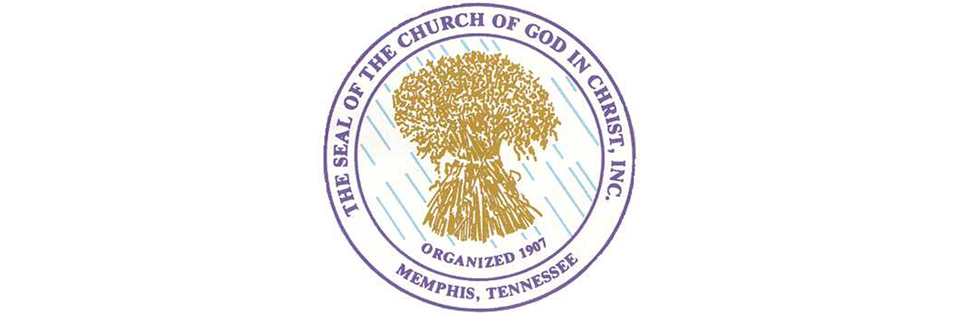 Church of God in Christ Seal